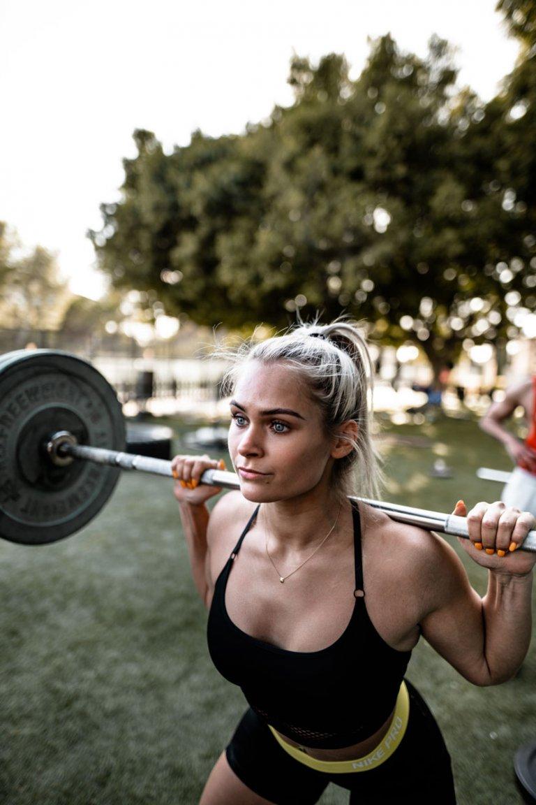 Garden Gym Equipment