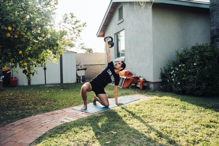 Garden Gym Pod
